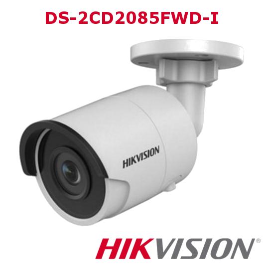 DS-2CD2085FWD-I (4mm)  Bullet con Ottica Fissa hikvision