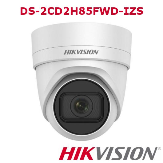 DS-2CD2H85FWD-IZS (2.8-12mm)  Turret con Ottica Varifocale hikvision