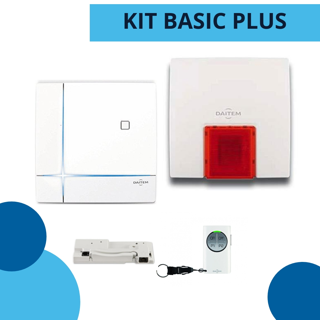 kit basic plus daitem