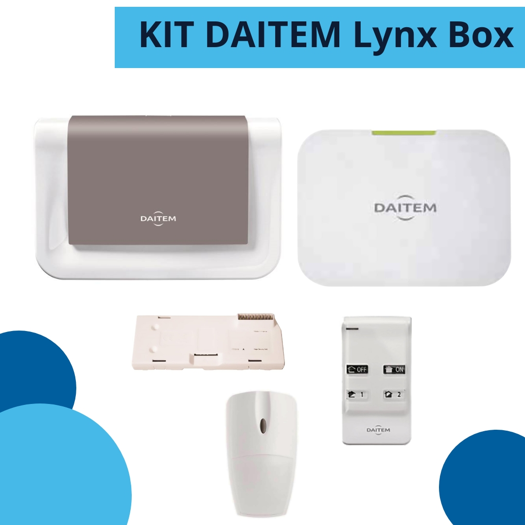 kit daitem lynx box