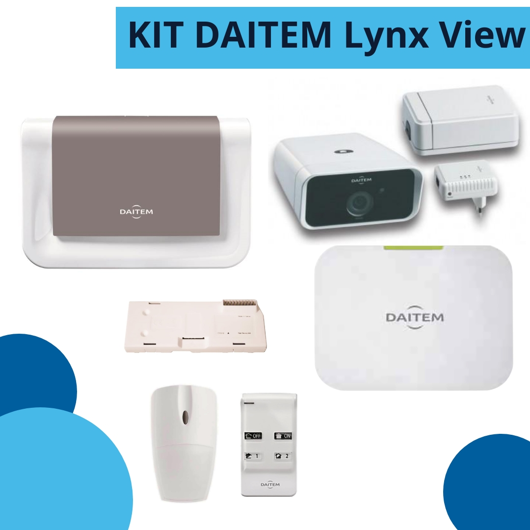 kit daitem lynx view