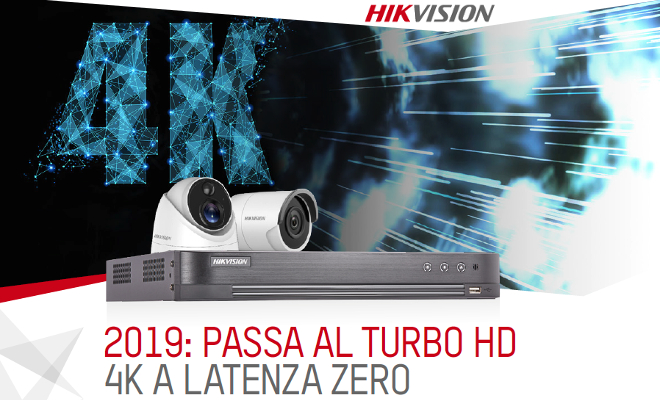 Promo Hikvision 4K ULTRA LOW LIGHT