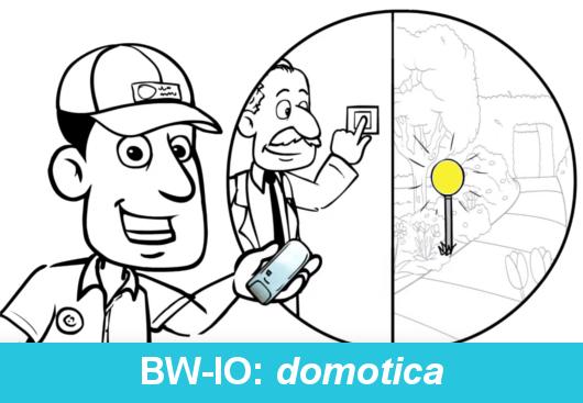 bw-io domotica