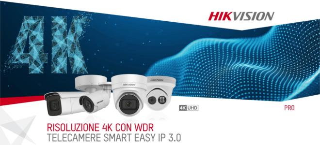 Scopri la nuova promo Hikvision!