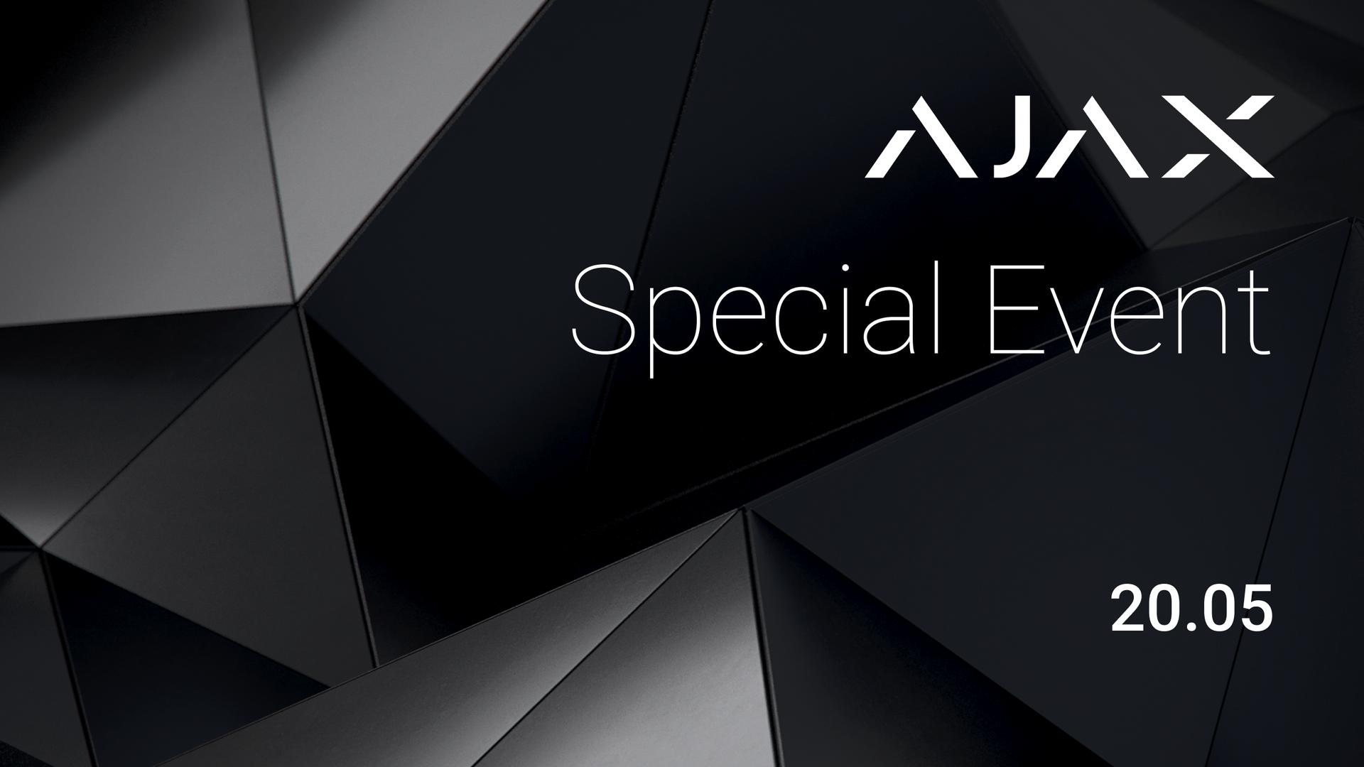 Registrati allo Special Event di AJAX